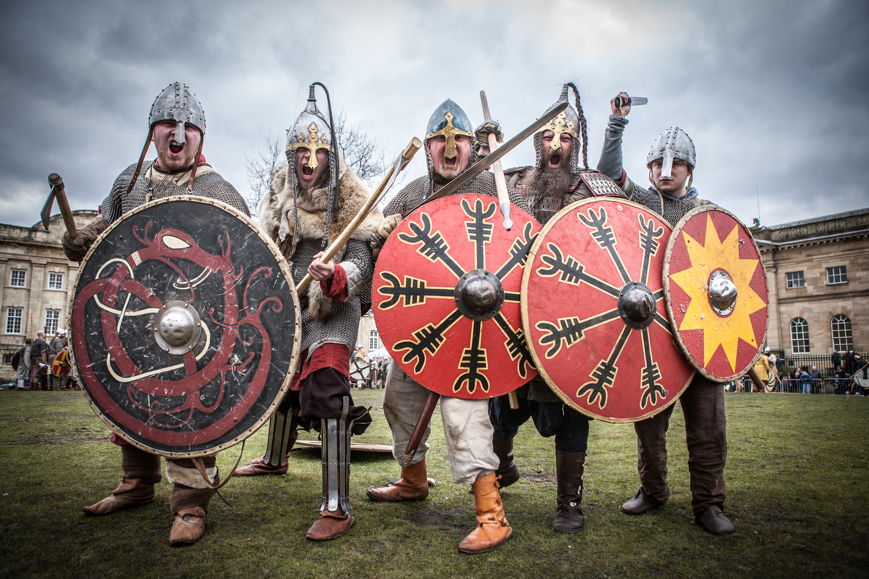 The Vikings in York